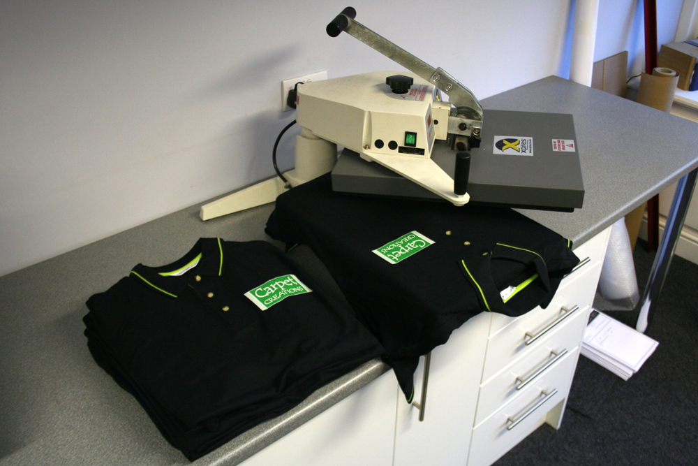 garment printing manchester