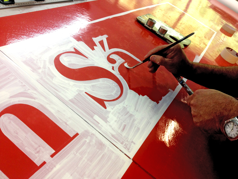sign writing manchester